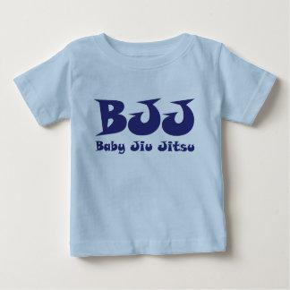 Camiseta Para Bebê T-shirt da criança de Jiu Jitsu do bebê