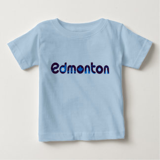 Camiseta Para Bebê T-shirt de Edmonton