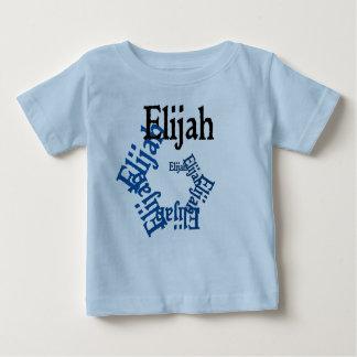 Camiseta Para Bebê T-shirt de Elijah
