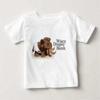 Camiseta Para Bebê T-shirt do banco da fralda de Waco da