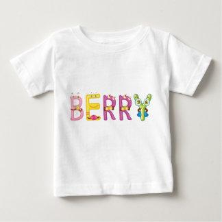 Camiseta Para Bebê T-shirt do bebê da baga