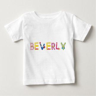 Camiseta Para Bebê T-shirt do bebê de Beverly