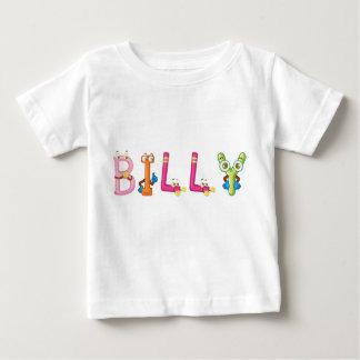 Camiseta Para Bebê T-shirt do bebê de Billy