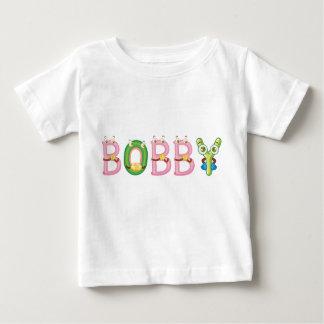 Camiseta Para Bebê T-shirt do bebê de Bobby