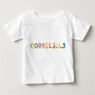 Camiseta Para Bebê T-shirt do bebê de Cornelius