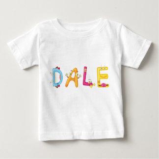 Camiseta Para Bebê T-shirt do bebê de Dale