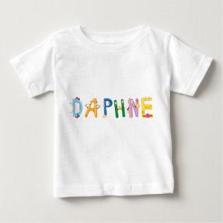Camiseta Para Bebê T-shirt do bebê de Daphne