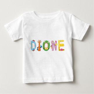 Camiseta Para Bebê T-shirt do bebê de Dione