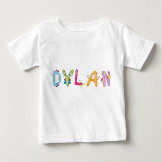 Camiseta Para Bebê T-shirt do bebê de Dylan