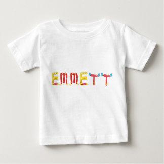 Camiseta Para Bebê T-shirt do bebê de Emmett