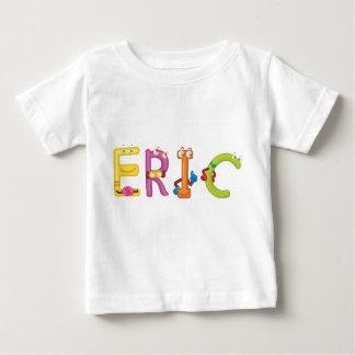 Camiseta Para Bebê T-shirt do bebê de Eric