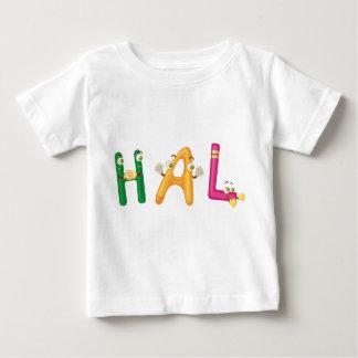 Camiseta Para Bebê T-shirt do bebê de Hal