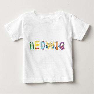 Camiseta Para Bebê T-shirt do bebê de Hedwig