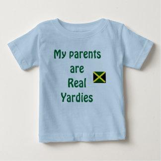 Camiseta Para Bebê t-shirt do bebê de jamaica
