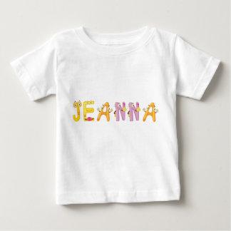 Camiseta Para Bebê T-shirt do bebê de Jeanna