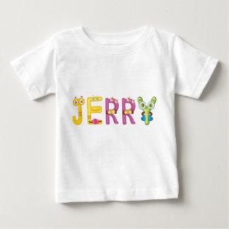 Camiseta Para Bebê T-shirt do bebê de Jerry