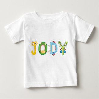 Camiseta Para Bebê T-shirt do bebê de Jody