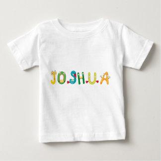 Camiseta Para Bebê T-shirt do bebê de Joshua