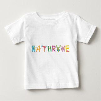 Camiseta Para Bebê T-shirt do bebê de Kathryne