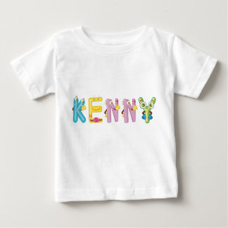 Camiseta Para Bebê T-shirt do bebê de Kenny