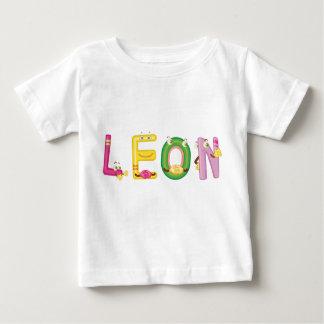 Camiseta Para Bebê T-shirt do bebê de Leon