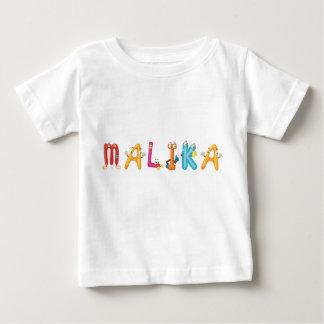 Camiseta Para Bebê T-shirt do bebê de Malika
