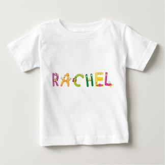 Camiseta Para Bebê T-shirt do bebê de Rachel