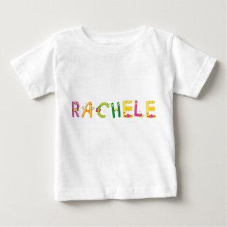 Camiseta Para Bebê T-shirt do bebê de Rachele