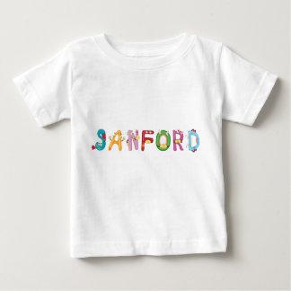 Camiseta Para Bebê T-shirt do bebê de Sanford