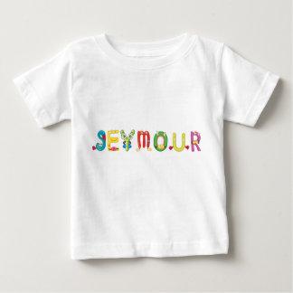 Camiseta Para Bebê T-shirt do bebê de Seymour