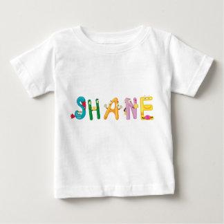 Camiseta Para Bebê T-shirt do bebê de Shane