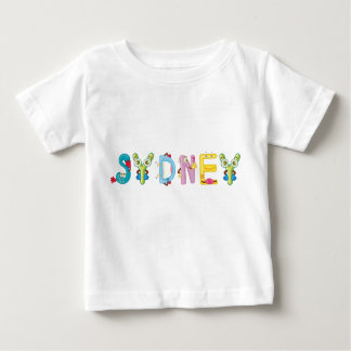 Camiseta Para Bebê T-shirt do bebê de Sydney