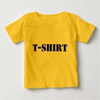 Camiseta Para Bebê T-shirt do bebê de YellaPak