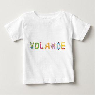 Camiseta Para Bebê T-shirt do bebê de Yolande