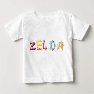 Camiseta Para Bebê T-shirt do bebê de Zelda