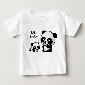 Camiseta Para Bebê T-shirt do bebê do irmão mais novo