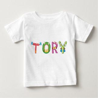 Camiseta Para Bebê T-shirt do bebê do Tório