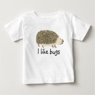 Camiseta Para Bebê T-shirt do gráfico do porco da conversão dos