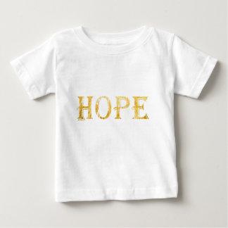 Camiseta Para Bebê T-shirt do jérsei da multa do bebê do texto do