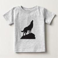 T-shirt do lobo dos meninos