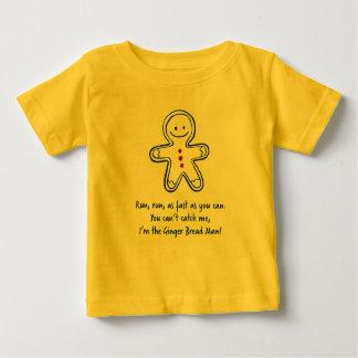 Camiseta Para Bebê T-shirt do pão-de-espécie