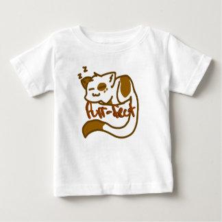 Camiseta Para Bebê T-shirt do purr-fect