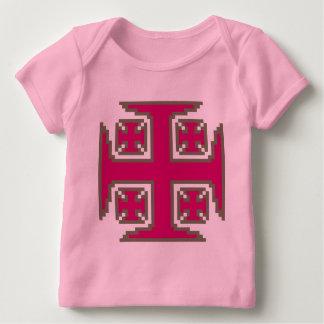 Camiseta Para Bebê T-shirt do regaço do bebê de Kross™ do HoPi