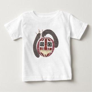 Camiseta Para Bebê T-shirt do Sr. Bauble Nenhum Fundo Bebê