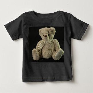 Camiseta Para Bebê T-shirt do ursinho