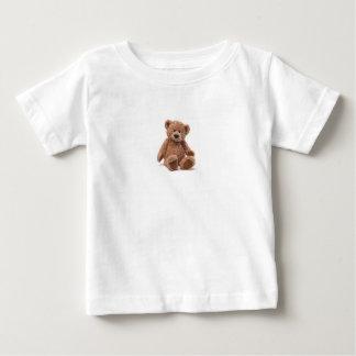 Camiseta Para Bebê T-shirt do urso de ursinho