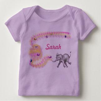 Camiseta Para Bebê T-shirt doce do regaço do bebê - Fanti
