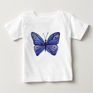 Camiseta Para Bebê T-shirt fino do jérsei do bebê, branco