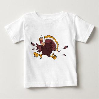 Camiseta Para Bebê T-shirt - funcionamento de Turquia!