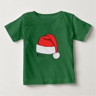 Camiseta Para Bebê T-shirt impertinente ou agradável do bebê - verde